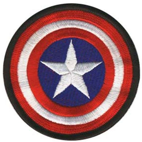 Captain America patch