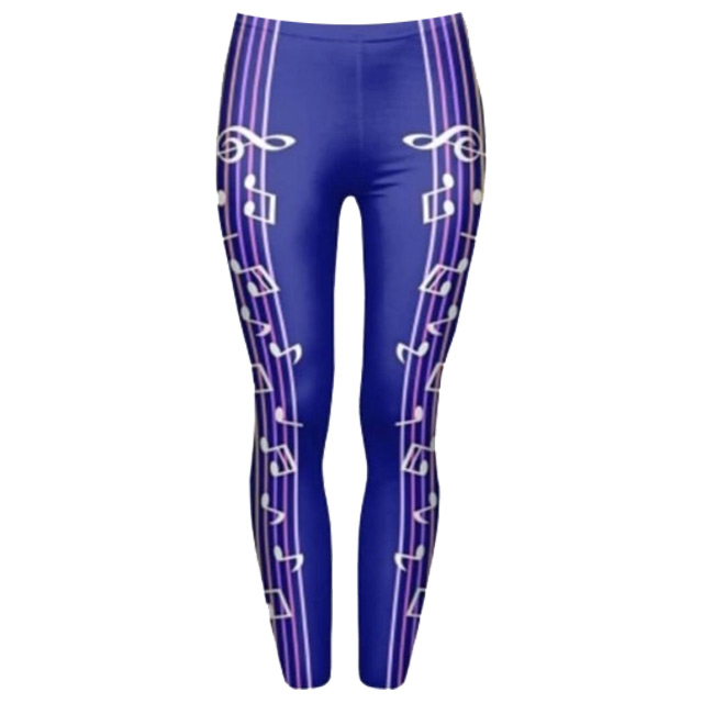 Zahora music leggings size XS-L