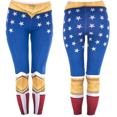 Zahora super hero leggings size XS-L