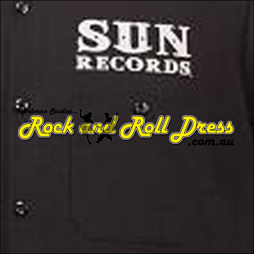 Sun Records rock and roll lifestyle garage shirt