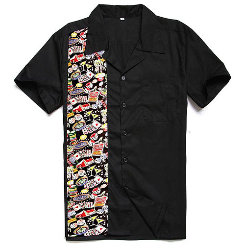Casino Royal rock and roll shirt