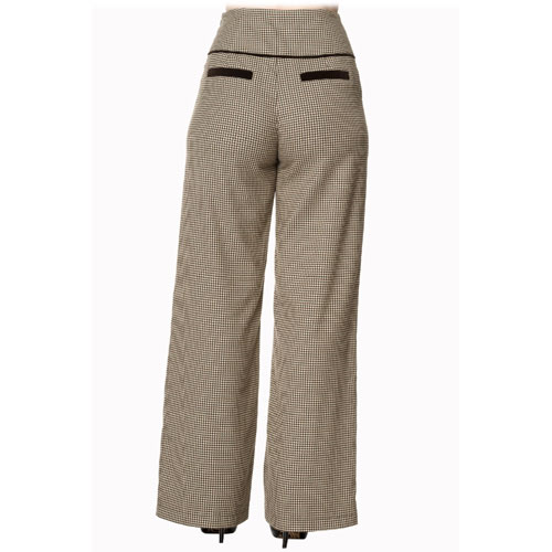 Fawn high waist ladies swing pants