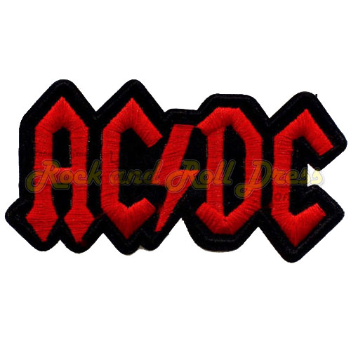 Image of AC/DC patch