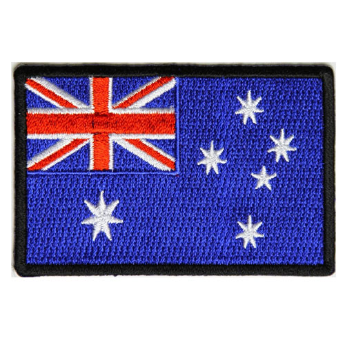 Australian flag patch - Aussie flag patch