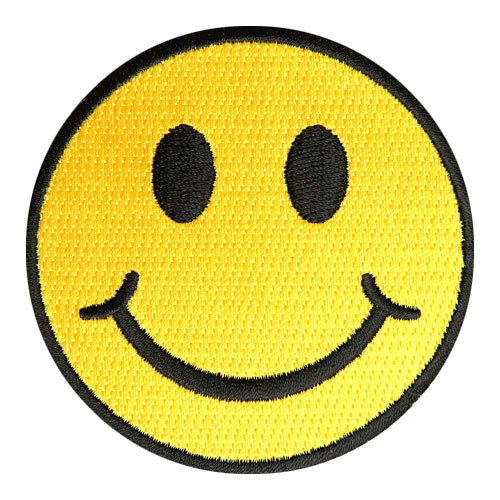 Image of Smiley patch