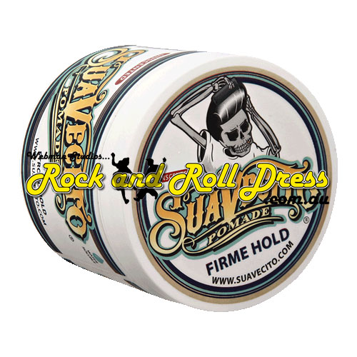 Suavecito pomade firme unscented